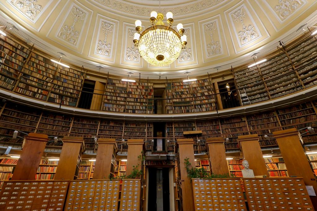Российская национальная библиотека в картинках